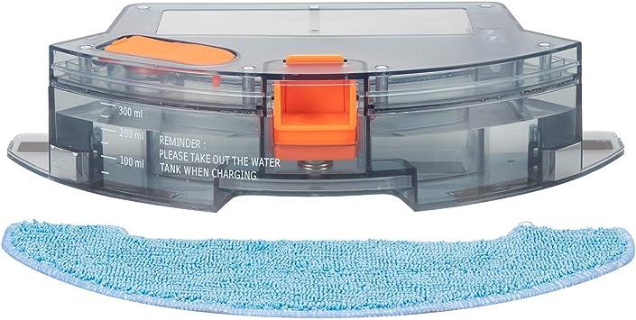 Depósito de agua Bagotte BG600/700/800 para robot aspirador con función de lavado de suelos.: Amazon.es: Hogar