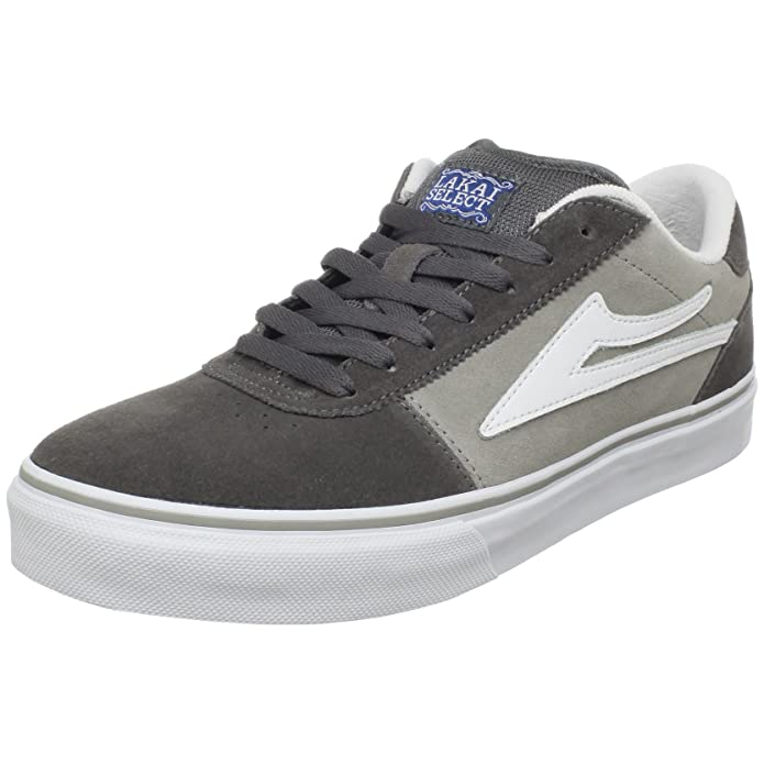 Amazon.com: Lakai Mens Manchester Select Skate Shoe,Charcoal/Grey Suede,14 M US: Shoes