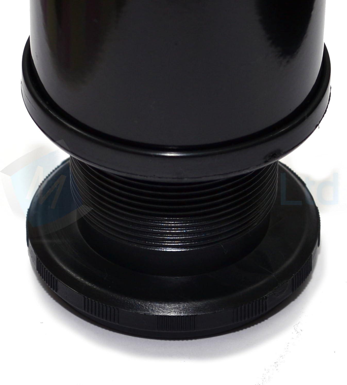 1100 820 Black, 820 mm by GTV Adjustable Breakfast Bar Worktop Support Table Leg 710