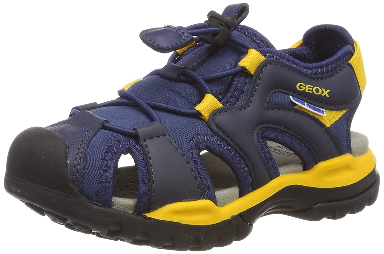 Geox Jungen J Borealis Boy C Geschlossene Sandalen