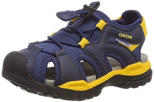 authorized site buy online great fit Geox Jungen J Borealis Boy C Geschlossene Sandalen