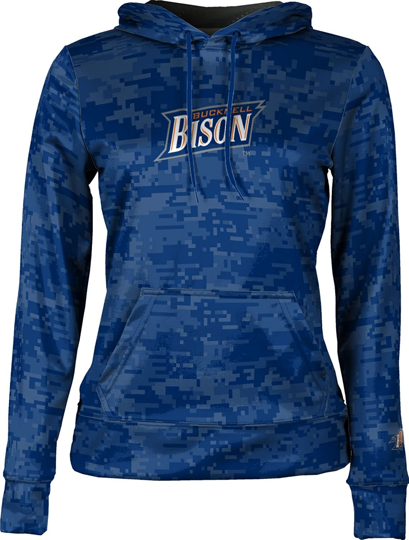 School Spirit Sweatshirt Digi Camo ProSphere Bucknell University Girls Pullover Hoodie