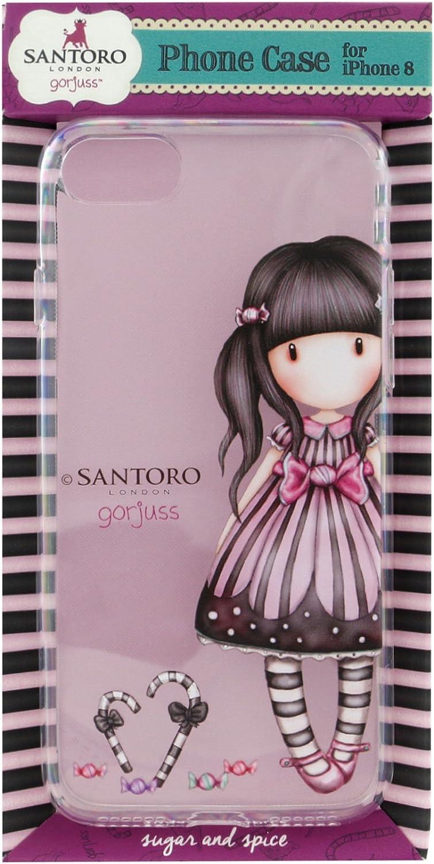 Santoro Gorjuss Coque pour iPhone 8 Motif Sugar and Spice: Amazon ...
