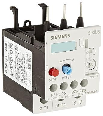 1 NIB SIEMENS 3RU1136-4GB0ZOE 3RU11364GB0ZOE OVERLOAD RELAY 22-32 AMP 2 AVAIL