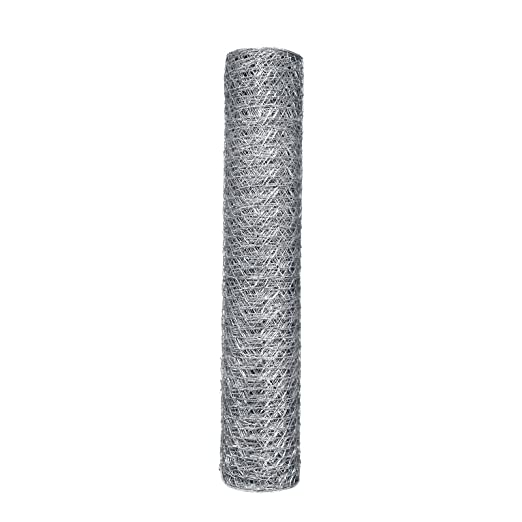 Amazon.com : Origin Point 162450 20-Gauge Handyroll Galvanized Hex ...