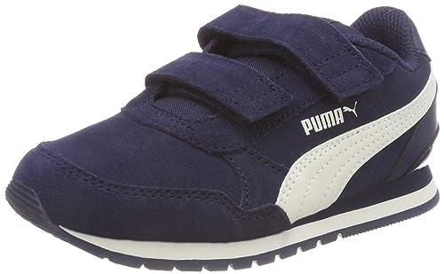 Puma St Runner V2 SD V PS, Sneakers Basses Mixte Enfant