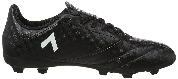 adidas Ace 17.4 FxG, Botas de fútbol para Niños, Negro Footwear ...