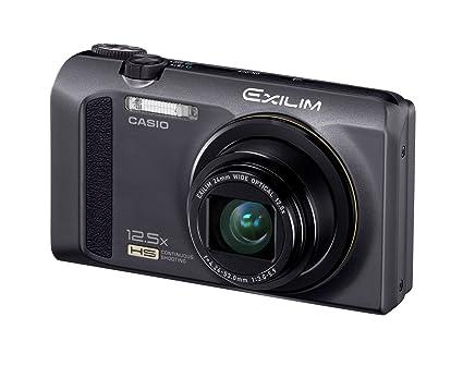 amazon com casio high speed exilim ex zr100 digital camera black rh amazon com Digital Cameras Casio Instruction Manual Casio Illuminator Manual