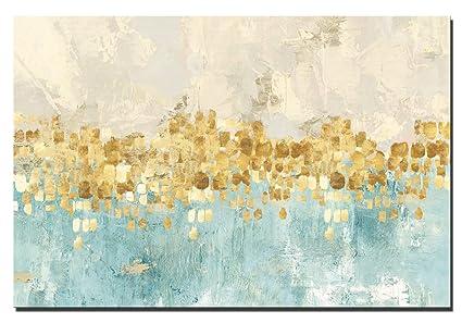 8d84cb8d396 Amazon.com  FajerminArt Modern Abstract Canvas Prints Wall Art ...