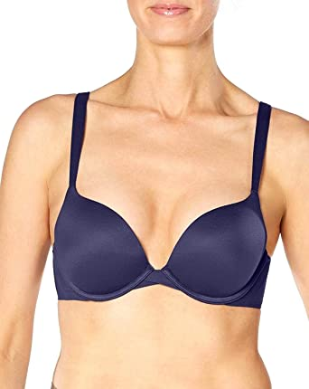 a869e8d37 SPANX Women s Pillow Cup Push-Up Plunge Bra at Amazon Women s Clothing  store