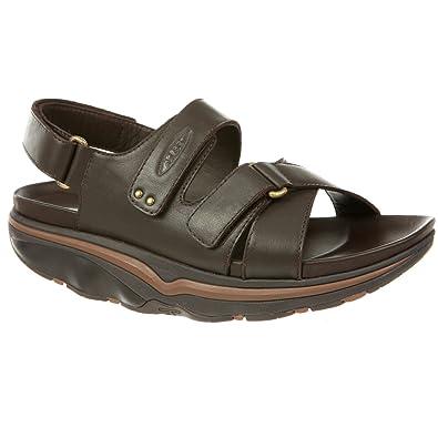 Mbt SANDALES  NAKURU M BROWN - Chaussures Sandale Homme