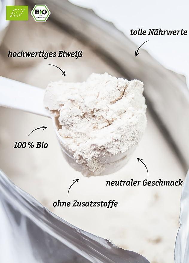 Bio Premium Whey Protein – de molde, 100% proteína de polvo, superfood, mantenimiento de pastos de Austria, 500 g