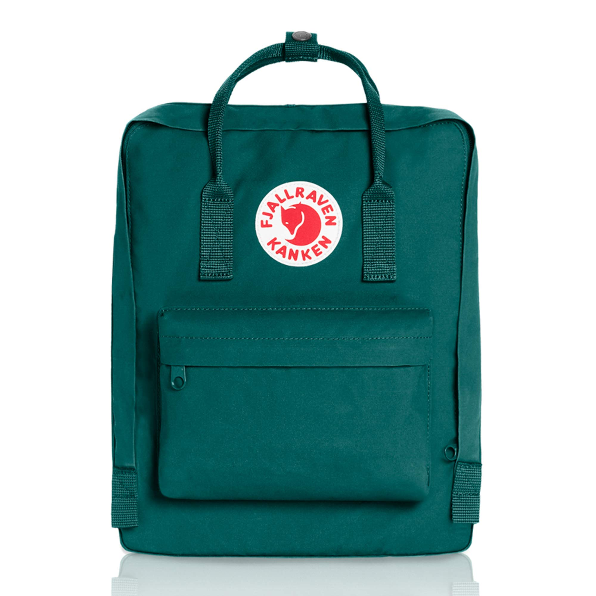 Fjallraven Kanken Classic Pack Heritage And Responsibility Since Birch Green 1960 One Sizeocean
