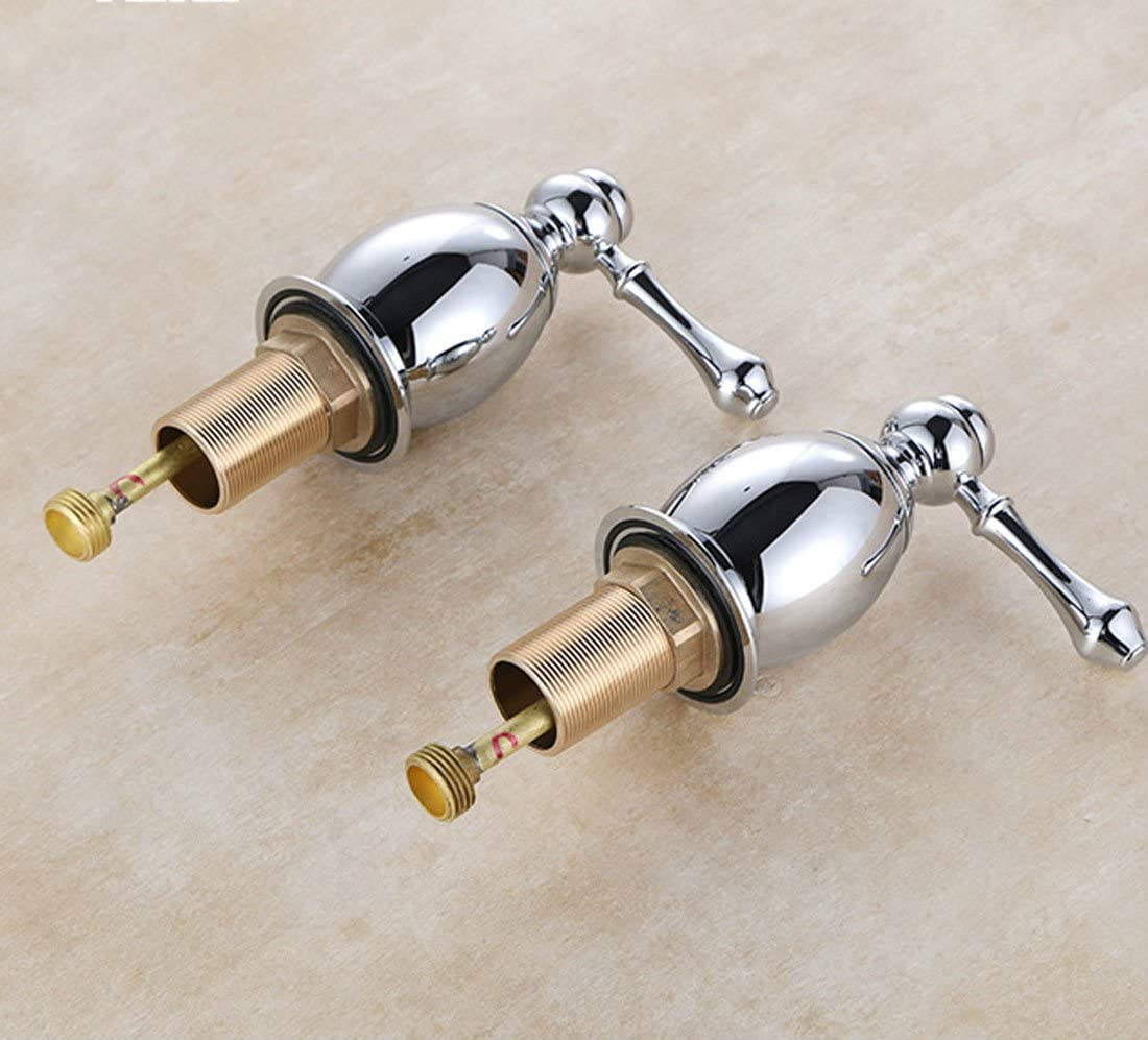 washbasin faucet three pieces MDRW-Basin split type faucet
