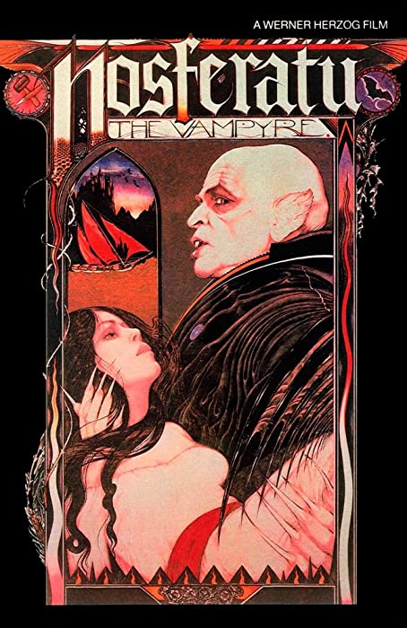 The Best Movie Poster Nosferatu