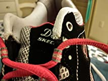 Fraying near laces