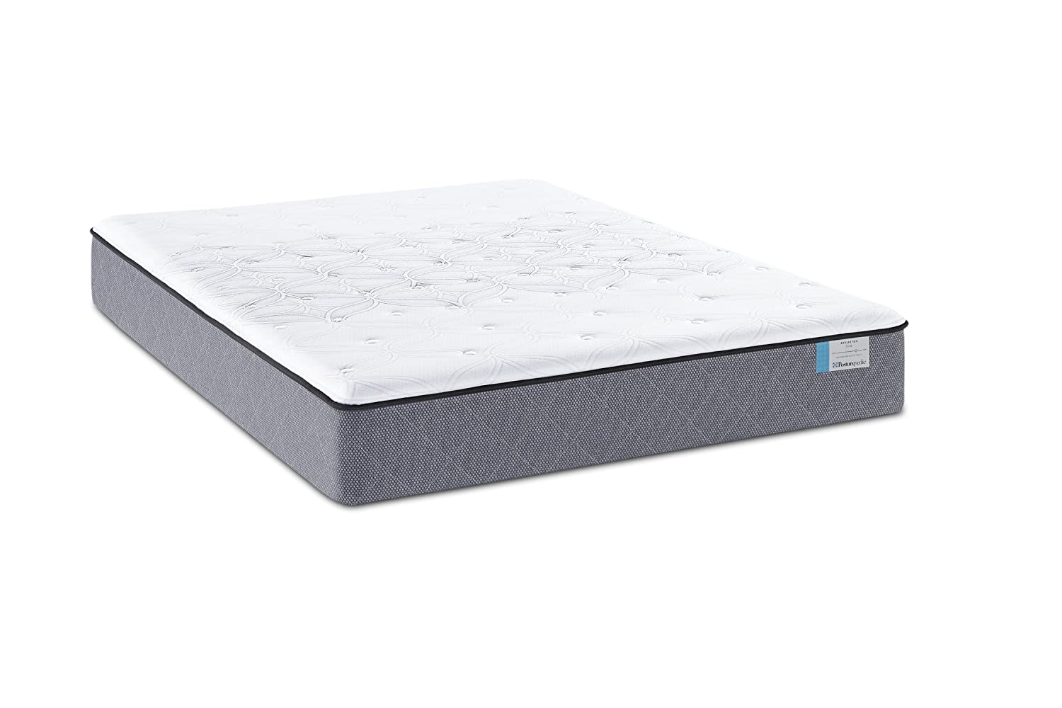 Amazon.com: Sealy Posturepedic Drakesboro Plush Tight Top Mattress, Full: Kitchen & Dining