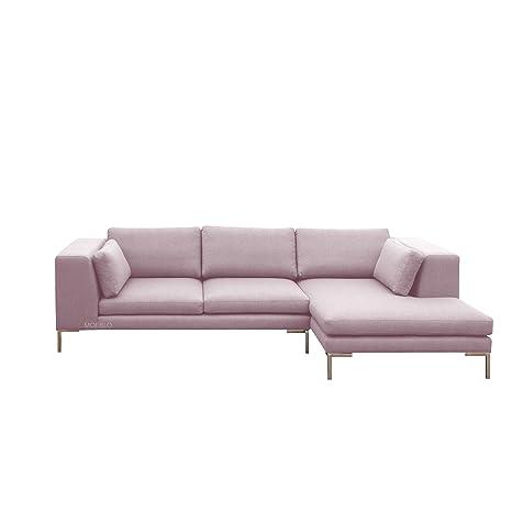 Sofá de Esquina Moderno Convertible de diseño Moderno de 3 ...