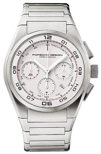 Porsche Design Dashboard Cronógrafo Automático Titanio Mens Correa Reloj Calendario 6620.11.66.0268: Amazon.es: Relojes