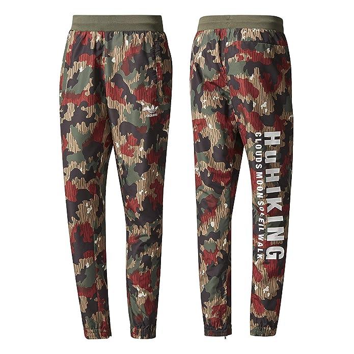 05b581064919 Amazon.com  adidas Men s Originals Pharrell Williams hu Hiking Camo Pants   Sports   Outdoors