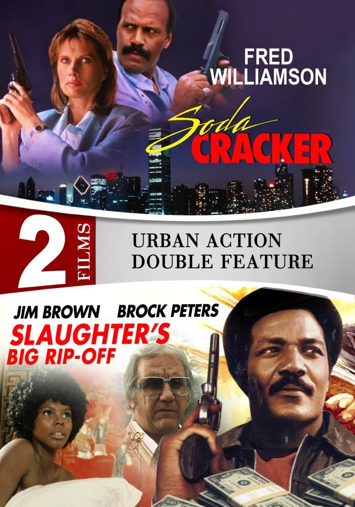 Soda Cracker / Slaughter's Big Rip Off - 2 DVD Set (Amazon.com Exclusive)