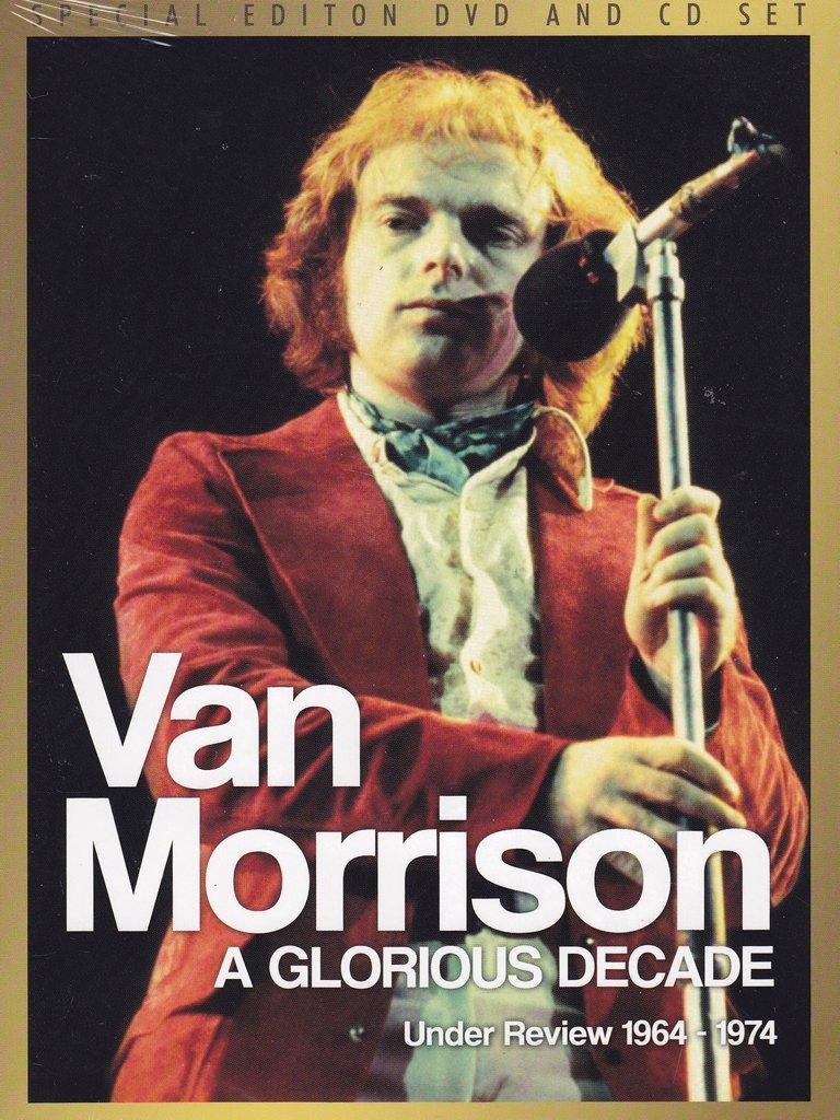 Morrisons Kitchen Appliances Van Morrison Another Glorious Decade Dvd Ntsc Amazoncouk Van
