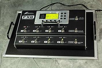amazon fractal audio systems マルチエフェクター fx8 マルチ
