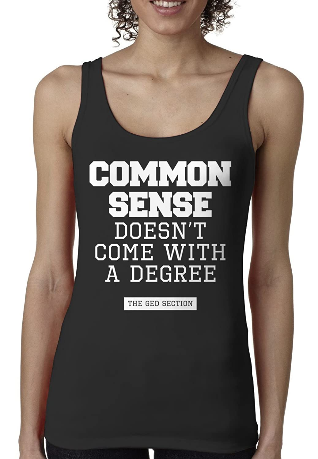 The GED Section Women's Common Sense Tank-top
