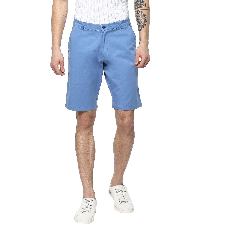 000f397c58 Urbano Fashion Men's Solid Light Blue Cotton Chino Shorts (shorts-chino-lblue-30-fba):  Amazon.in: Clothing & Accessories
