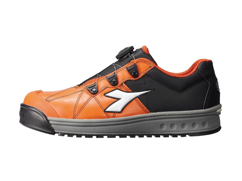 [ディアドラユーティリティ] DIADORA UTILITY 作業靴 スニーカー フィンチ B00QTDOYGS 29.0 cm|オレンジ&ホワイト&ブラック オレンジ&ホワイト&ブラック 29.0 cm