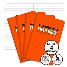 The Indestructible, Waterproof, Tearproof, Weatherproof Field Notebook