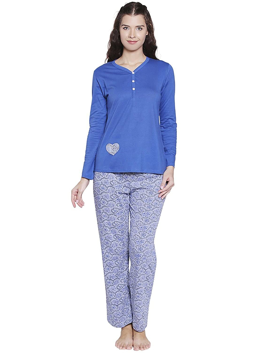 Shop for pyjama sets & night suits ( clothing & accessories > women ...
