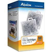 12-Pack Aqueon Replacement Filter Cartridges