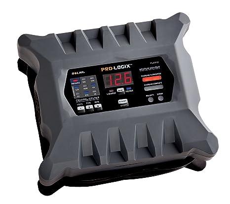 Clore Automotive Solar Pro-Logix PL2310 6/12V Battery Charger/Maintainer - 10 Amp