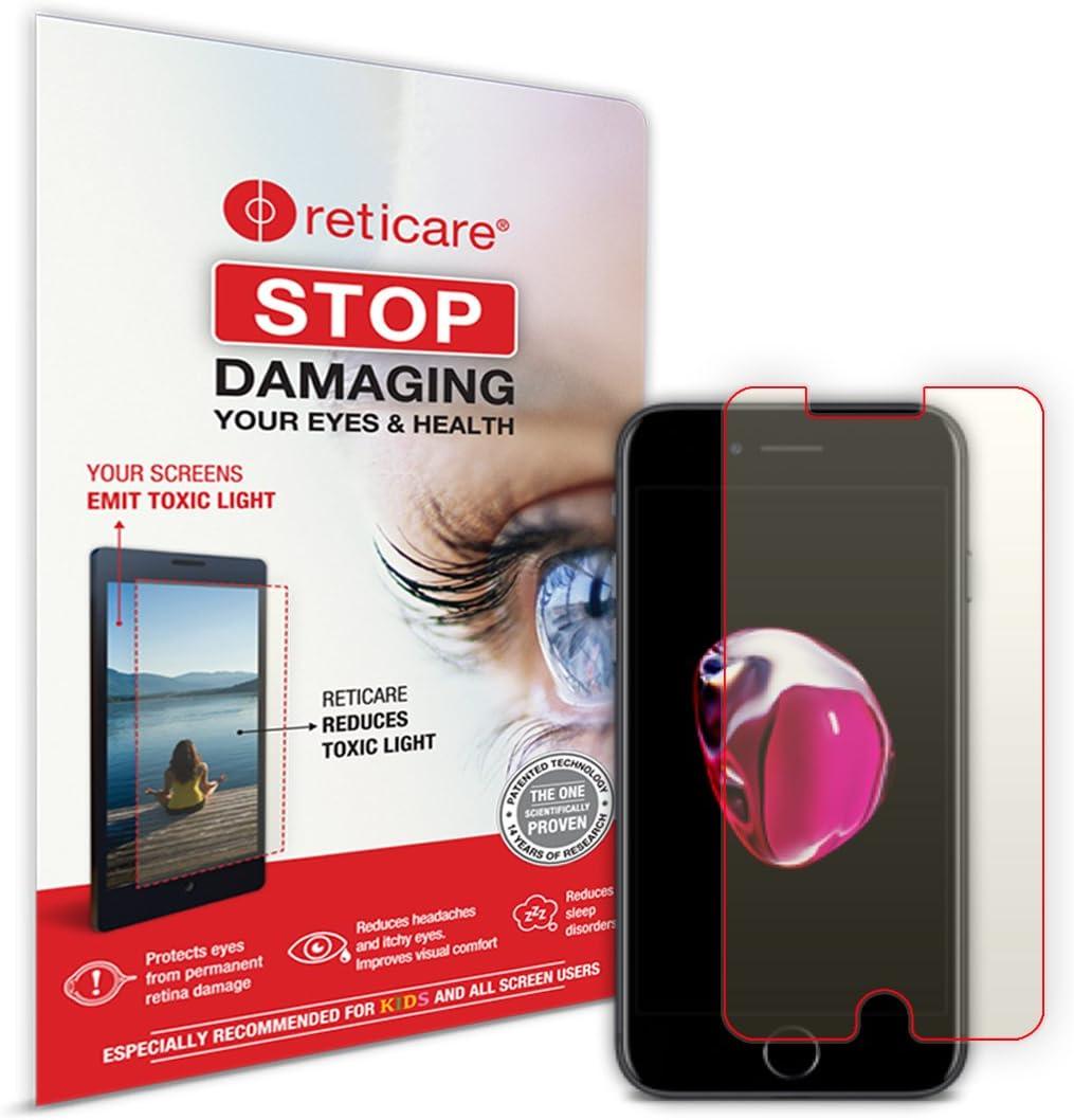 Reticare Ojo y Protector de Pantalla para Apple iPhone 7/6S/6 ...