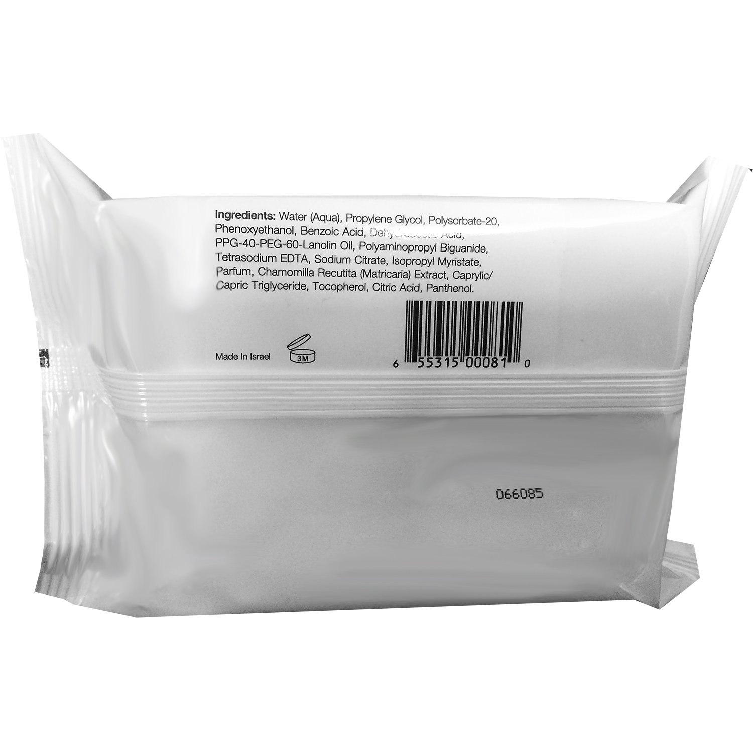 A World Of Wipes Professional Make-Up Remover Wipes, 25-Count Container, 24 Packs