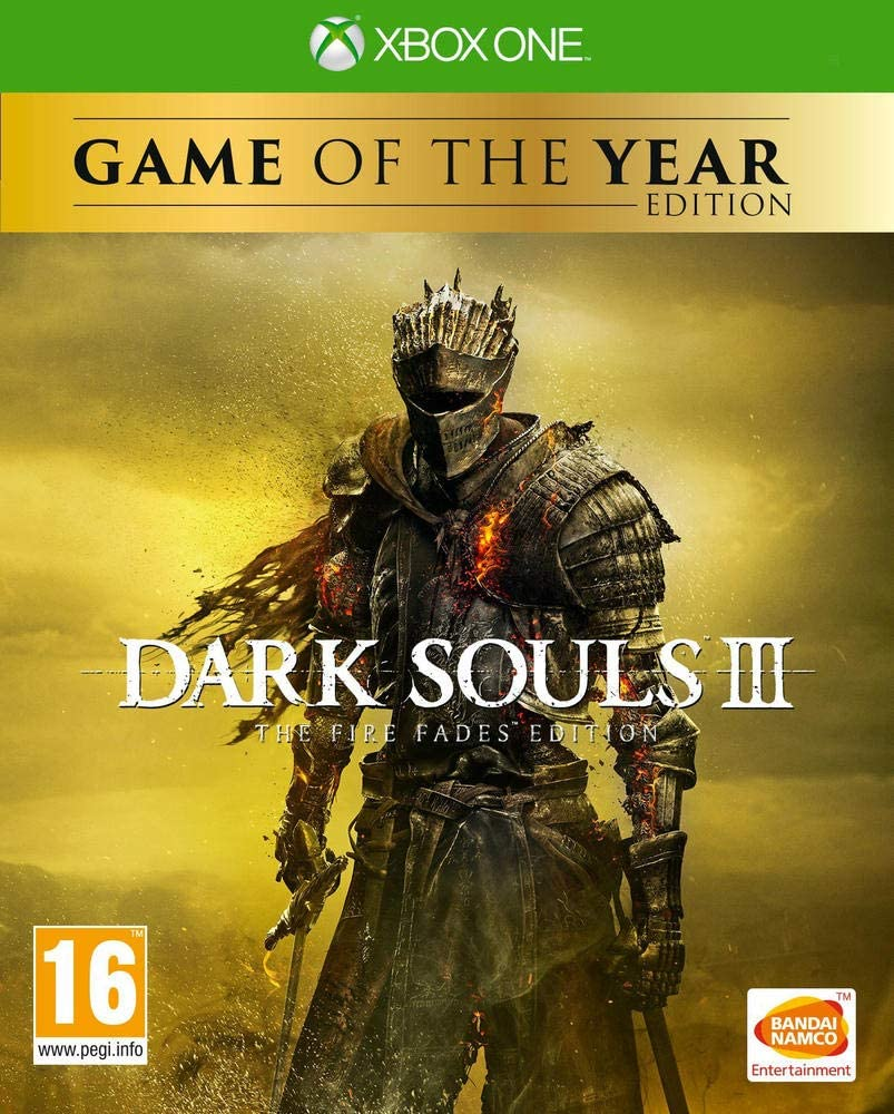 DARK SOULS III THE FIRE FADES EDITION - XboxOne