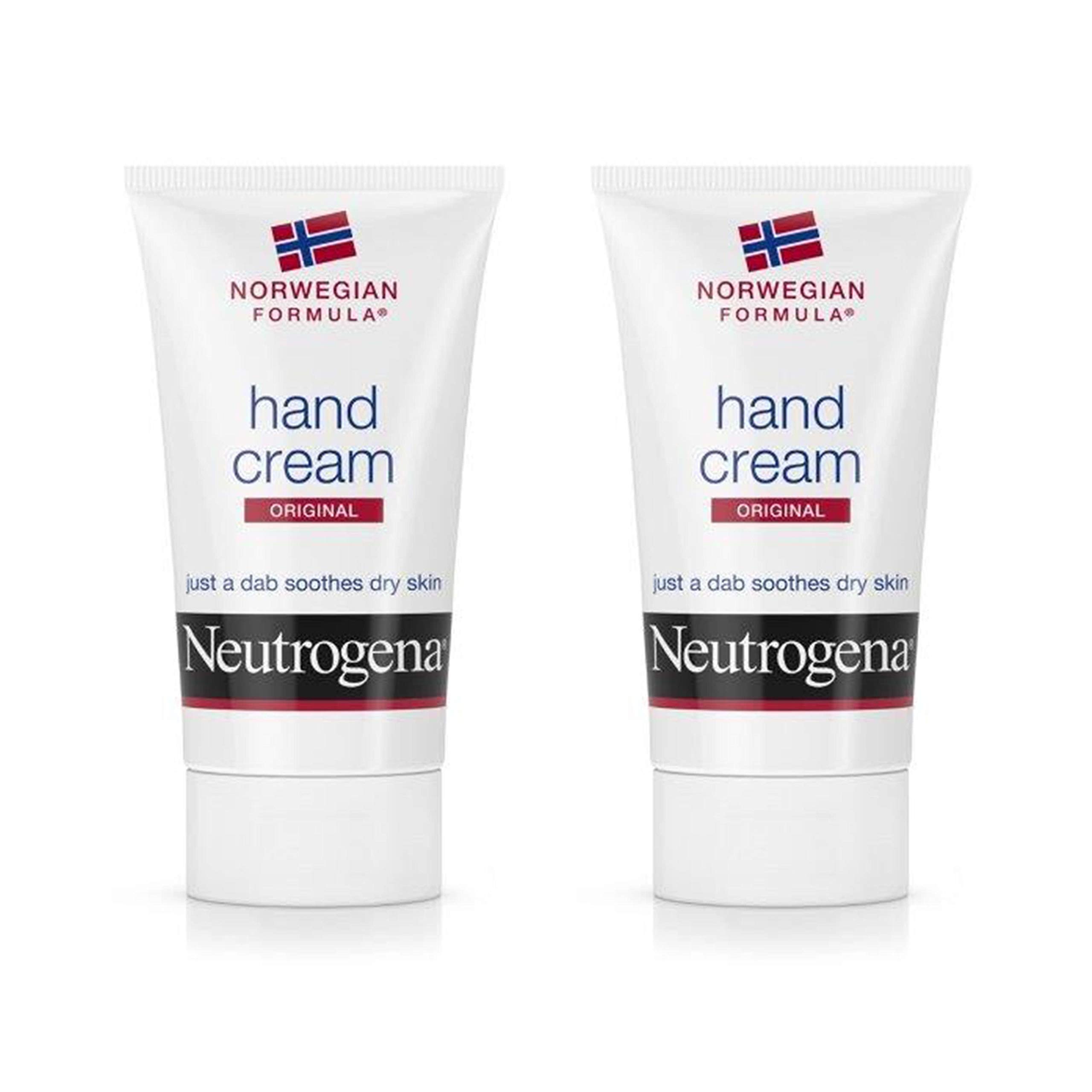 Neutrogena Norwegian Formula Hand Cream, 2 Oz (Pack of 2) by Neutrogena