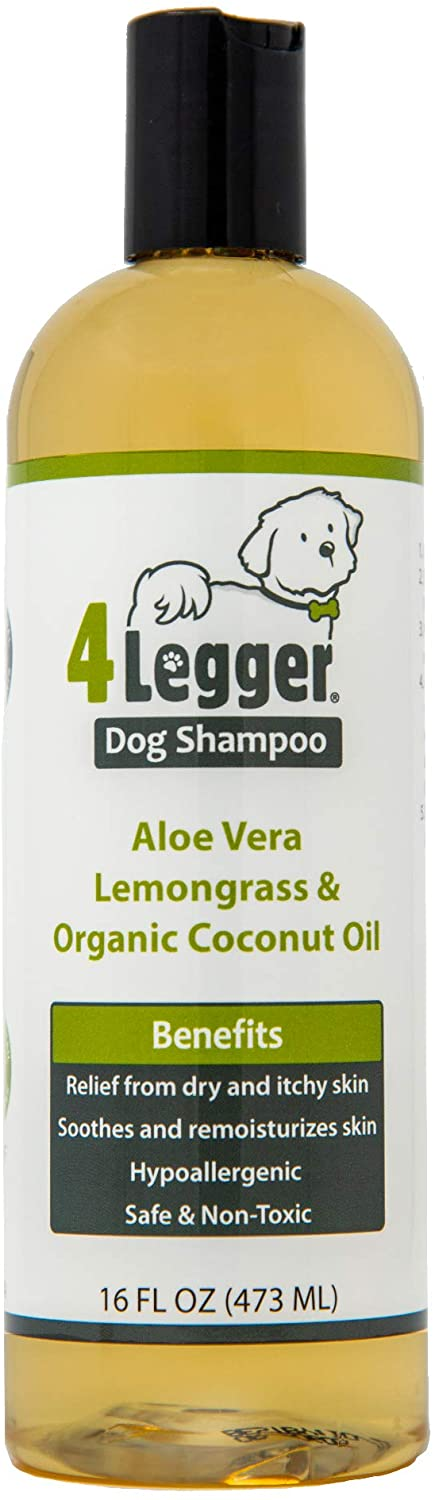 best shampoo for german shepherd