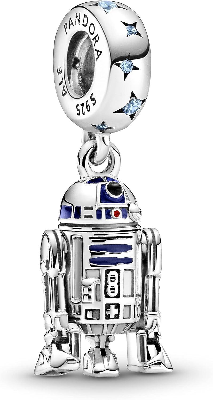 PANDORA Star Wars, R2-D2 Charm