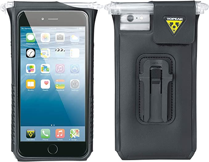 negro o blanco Topeak smartphone drybag 6 móvil-cubierta protectora// bolsa impermeable