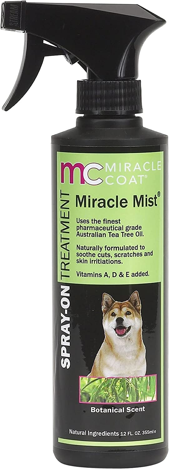 Miracle Coat Miracle Mist Skin Treatment Spray 12-Ounce