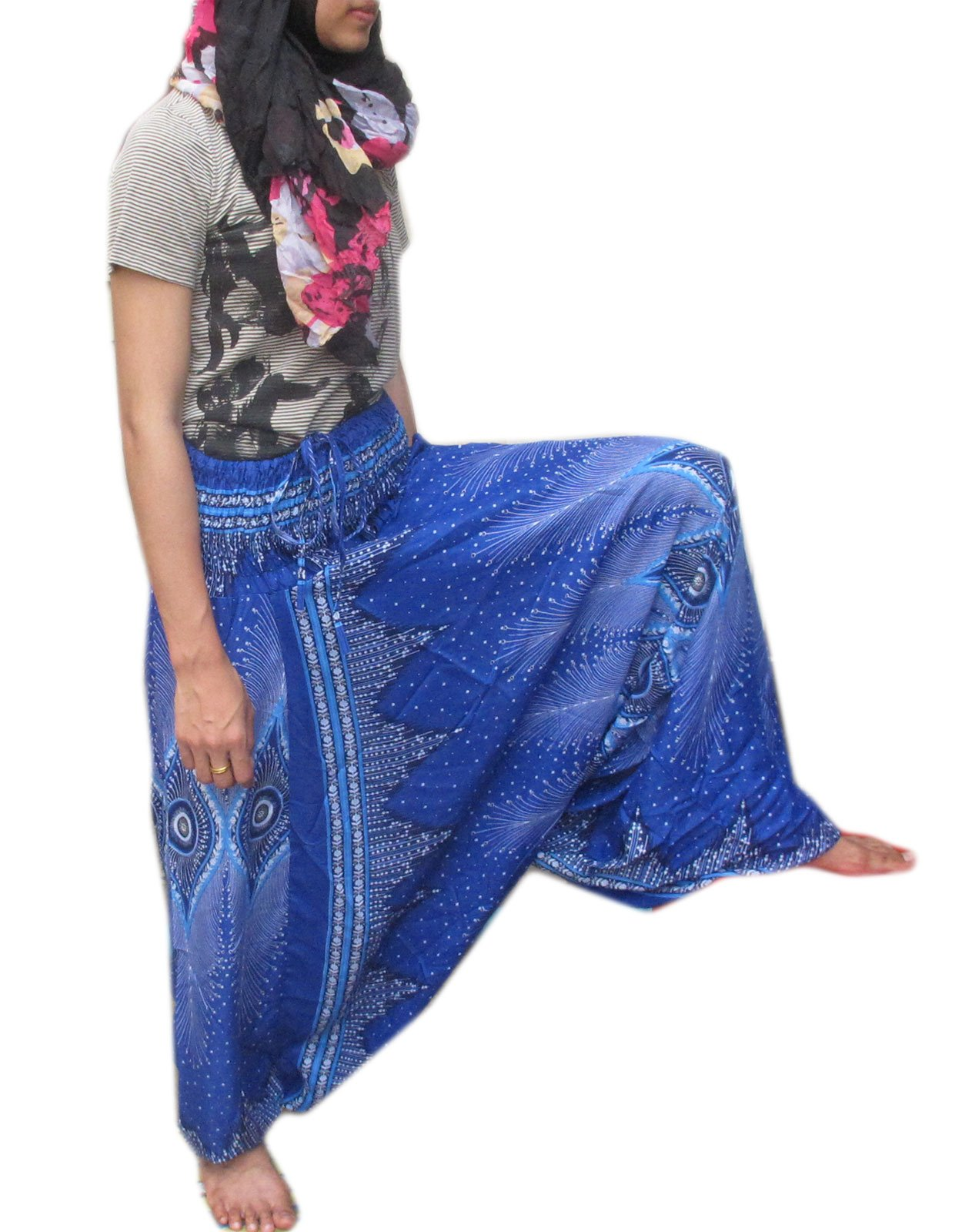 ''HIT HOT'' ''BEAUTIFUL FLOWER HILL TRIBE STYLE GENUINE RAYON''