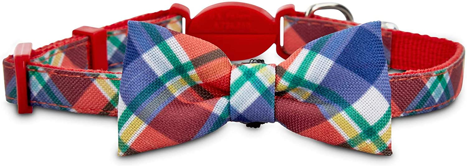 Choose from 3 Colours 2 Packet Sizes  10 and 25 Berry Tartan Ribbon Bows