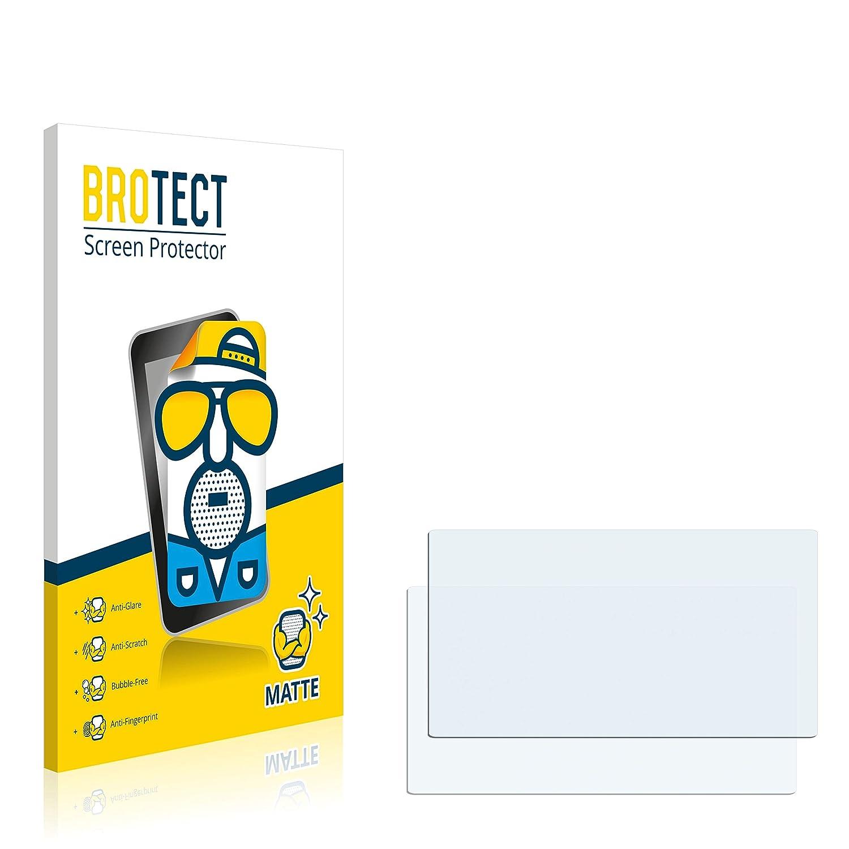 BROTECT Protection Ecran Mat pour Garmin Streetpilot 2610 [2 Pièces] - Anti-Reflet, Anti-Rayures