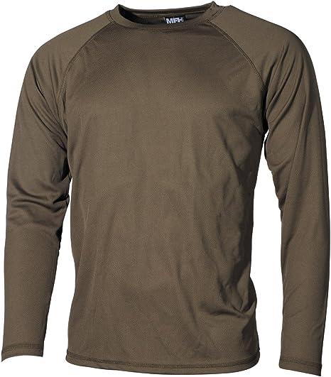MFH Mens US Level I Gen III Undershirt Coyote Tan