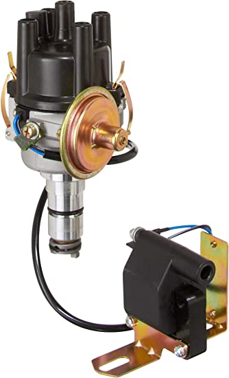 Richporter Technology by Spectra Premium VW10 Distributor