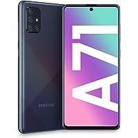 Samsung Galaxy A71 Dual SIM 128GB 6GB RAM SM-A715FN/DS Crush Black