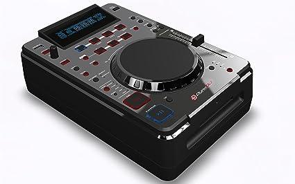 Dynatech DynaDJ DDJ-850 DJ CD/USB/MP3 Player Table Top with Scratch/Bend