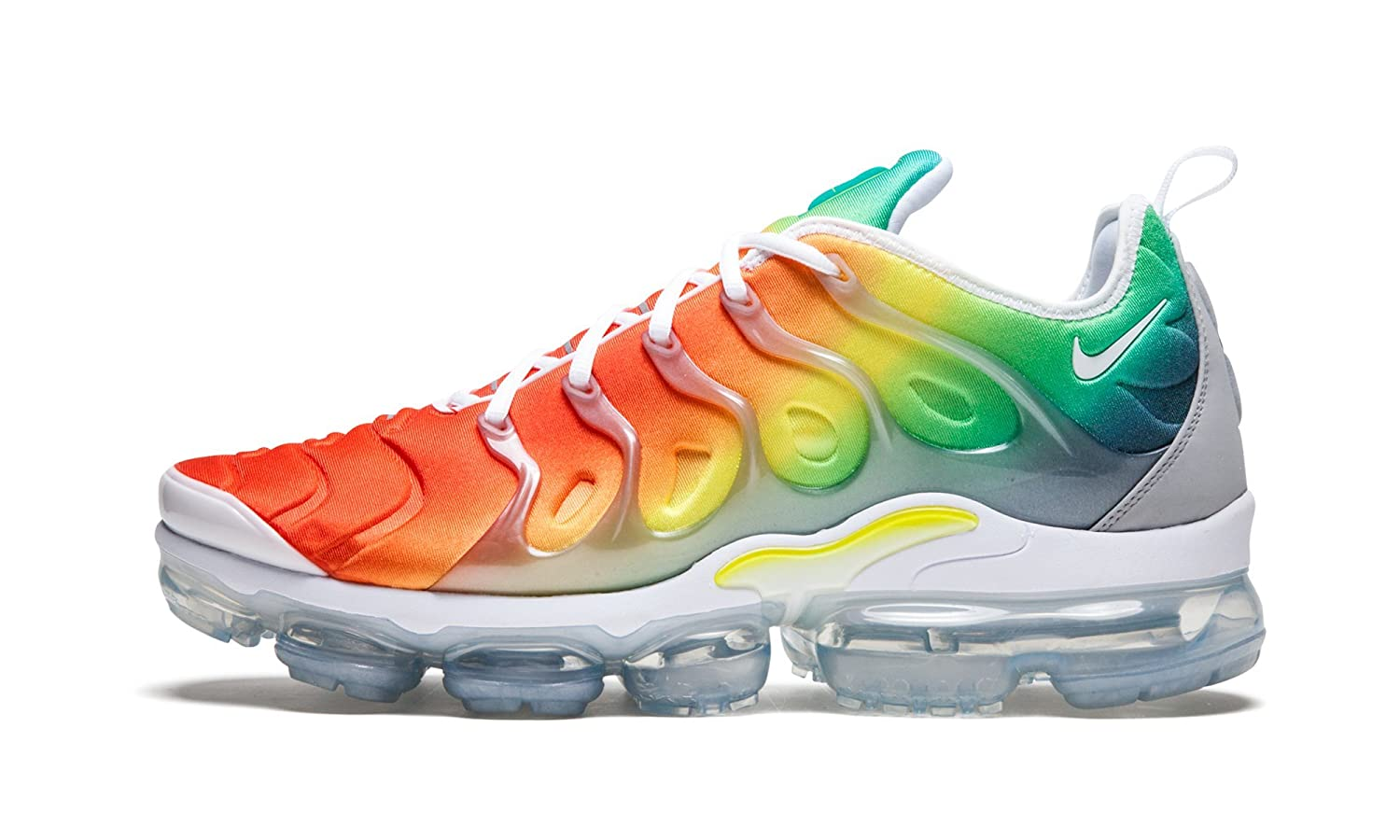 Nike Air Vapormax Plus (WhiteWhite Neptune Green, 12)